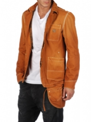 Diesel Men's Jackets Rust JAYCOB